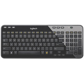 Logitech K360 Wireless Keyboard - Black - 920-004088