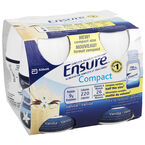 Ensure Compact Vanilla - 4 x 118ml