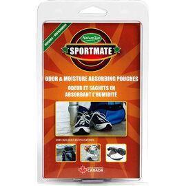 NaturzAire Sportmate Odour & Moisture Absorbing Shoe Pouches