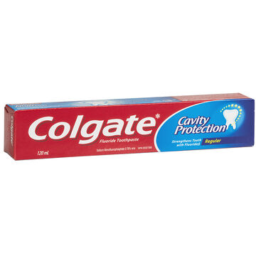 Colgate Cavity Protection Toothpaste - Regular - 120 ml