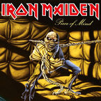 Iron Maiden - Piece Of Mind - Vinyl