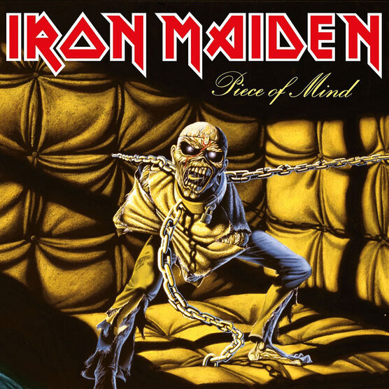 Iron Maiden - Piece Of Mind - Vinyl