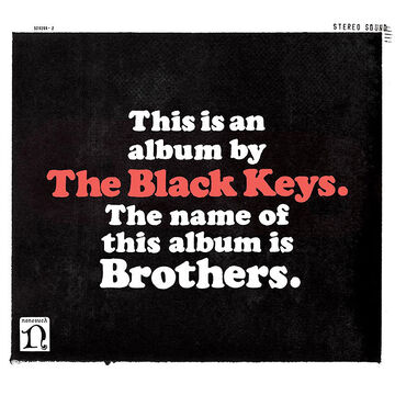 The Black Keys - Brothers - CD
