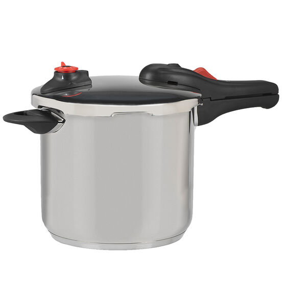 London Drugs Stainless Steel Pressure Cooker - 7L