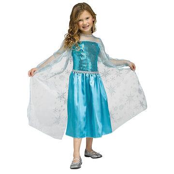 Halloween Ice Queen Costume - Small