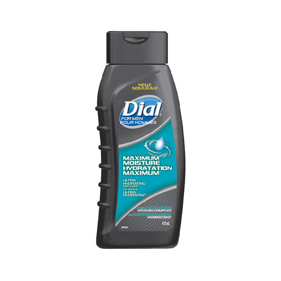 Dial For Men Body Wash - Maximum Moisture - 473ml