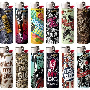 BIC Flick Your BIC Lighter
