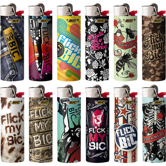 BIC Flick Your BIC Lighter