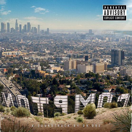 Dr. Dre - Compton - 2 LP Vinyl