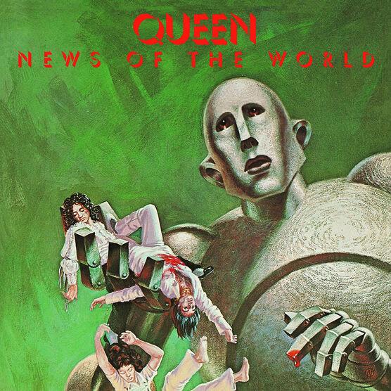 Queen - News Of The World - Vinyl