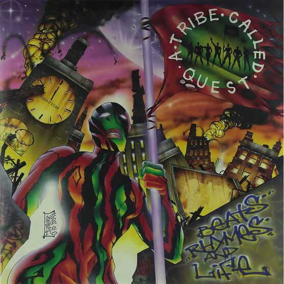 A Tribe Called Quest - Beats, Rhymes and Life - 2 LP Vinyl