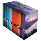 Harry Potter Volume 7 Children's Paperback Boxed Set