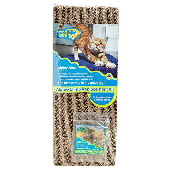 Alpine Incline Cat Scratcher Replacement Kit - 2 pack