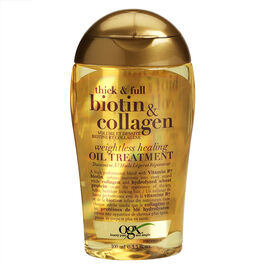 OGX Biotin & Collagen Weightless Healing Oil Treatment - 100ml