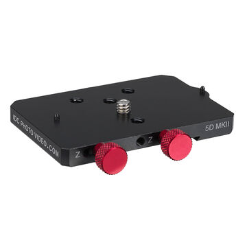 iDC System Zero Camera Plate for Canon 5D MKII - Z-50-0105