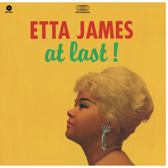 Etta James - At Last - Vinyl