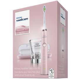 Philips Sonicare DiamondClean Pink Edition Toothbrush - HX9362/68