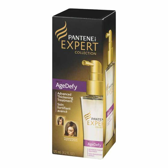 Pantene thickening shampoo reviews