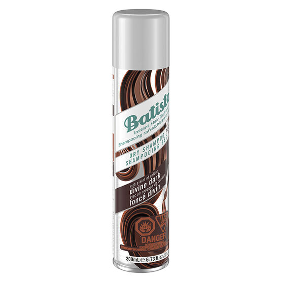 Batiste Dry Shampoo - Dark & Deep Brown - 200ml