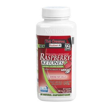 Slimcentials Raspberry Ketones - 60