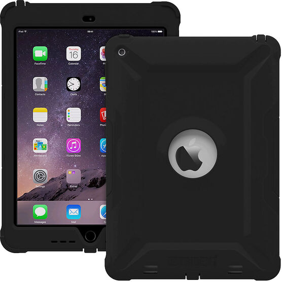 Trident Kraken Case for iPad Air 2 - Black - KN-APIPA2-BK000