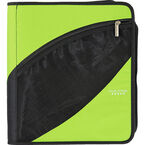 Five Star Mesh Zippered Binder - Assorted - 2""