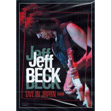 Jeff Beck: Live in Japan 2006 - DVD