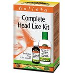 Holista Complete Head Lice Kit