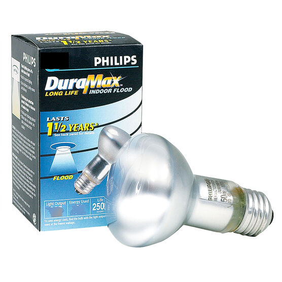 Philips 45W Duramax Flood Light Bulb - R20