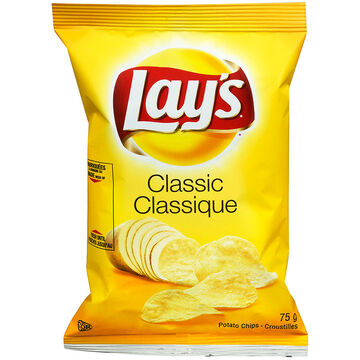 Lays Potato Chips - 75g