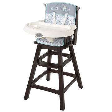 Classic Comfort Wood Highchair - Turtle Tales