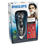Philips Aqua Touch Pro Shaver - Black - AT940/20