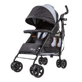 Summer Infant 3Dtrek Convenience Stroller - Gravel Grey - 32453