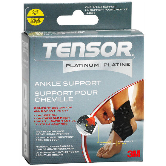 Tensor Platinum Ankle Support - One Size