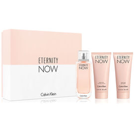 Calvin Klein Eternity Now Set - 3 piece
