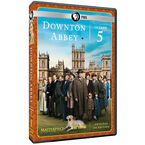 Downton Abbey: Season 5 - DVD