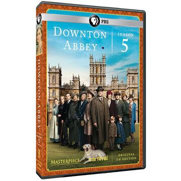 Downton Abbey: Season 5 - DVD