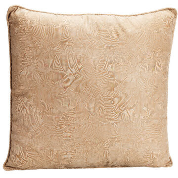 London Drugs Microfibre Embossed Cushion