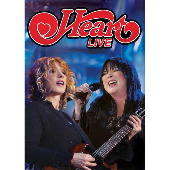 Heart: Live - DVD