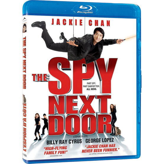 The Spy Next Door - Blu-ray