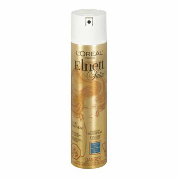 L'Oreal Elnett Satin Hairspray - Strong Hold - 250ml