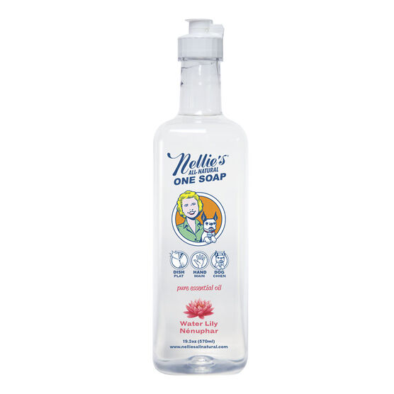 Nellie's One Soap - Waterlily - 570ml