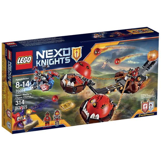 Lego Nexo Knights - Beast Master's Chaos Chariot