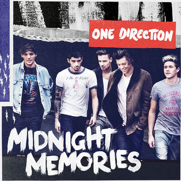 One Direction - Midnight Memories - CD