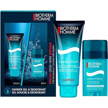 Biotherm Homme Aquafitness Set