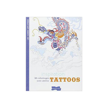 Inspirations Coloring - Tattoos