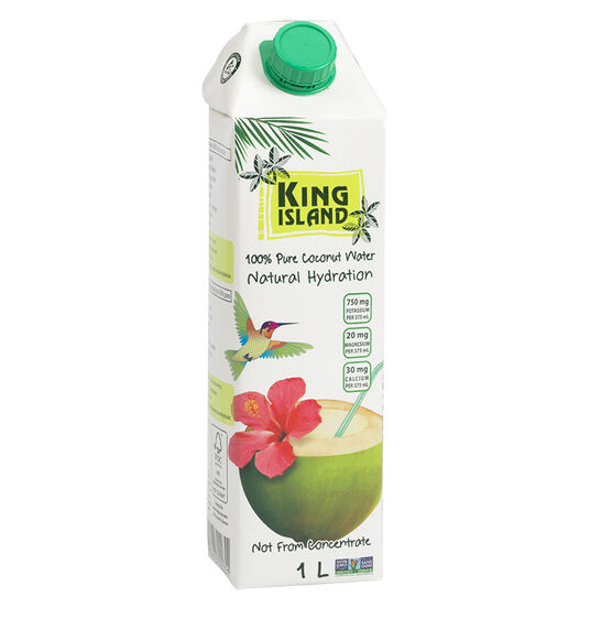 King Island Coconut Water - 1L