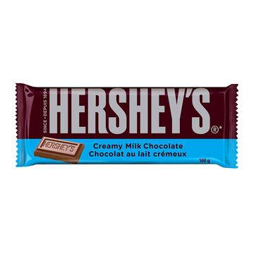 Hershey's Milk Chocolate Bar - 100g