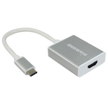 Diamond 3.1 USB Type-C To HDMI 4K Video Adapter - BVU31CH