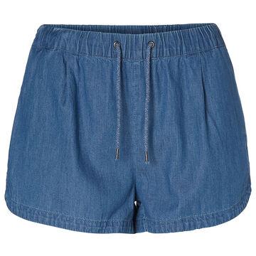 Vero Moda Just Easy Chambray Shorts